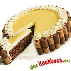 Advocaat Czech Recipes, Ethnic Recipes, Bon Appetit, Scones, Tiramisu, Muffins, Cheesecake, Cooking Recipes, Desserts