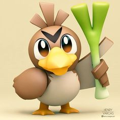 Farfetch'd I hope someday Farfetch'd gets a evolution of some kind, the stick duck needs more love . Pokemon Eevee Evolutions, Pokemon Poster, Pokemon Firered, Pokemon Pokedex, Pokemon Fan Art, Pokemon Cards, Pokemon Stuff, Ash Sun And Moon, Easter Drawings