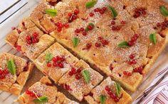 En kake gir ca. Fudgy Brownies, Blondies, French Toast, Sweets, Bread, Baking, Breakfast, Desserts, Recipes