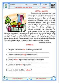 Learn Turkish Language, Kids Learning, Worksheets, Homeschool, Activities, Math, Reading, Turkish People, Languages