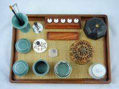 Kodo tray Japanese Incense, Japanese Things, Meditation Rooms, Incense Burner, Serveware, Mario, Spiritual, Ornament, Old Things