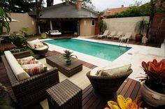 17 patios modernos y fabulosos que te van a encantar (De Bárbara Barrera)