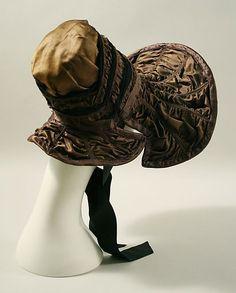 1830 г. American Bonnet