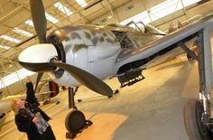 Focke-Wulf Fw 190 Now On Display At Cosford