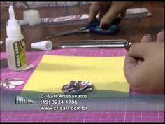 ▶ Mulher.com 25/01/2013 Marisa Magalhães - Forração de caixas com papel scrap 2/2 - YouTube