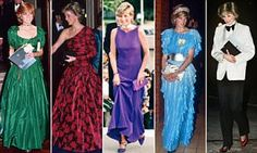For so many years, the Princess of Wales was the world's one and only fashion obsession, and the forerunner of modern glamour as we know it. She had to make it all up for herself.