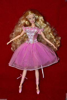 Barbie Doll Sugarplum Princess The Nutcracker Ballerina | eBay