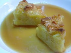Thibeault's Table: Bread and Butter Pudding