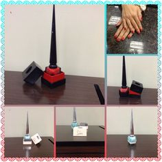 New Christian Louboutin nail polish!!!!! I love it!!!