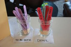 kid chore system--gives freedom, direction, discipline and teaches great life lessons