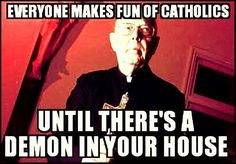 Catholic Humor: Everyone makes fun of Catholics until there's a de...