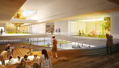 'Fields of Knowledge' by ShaGa Studio + Auerbach Halevy Architects
