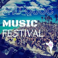 Numerous musical festivals and beach concerts will be happening on Phu Quoc in 2017.  To kick of New Years Eve Russia's #Epizode will kickstart a 2 week deep house music festival Vietnam's largest on south long beach near the Sol resort.  #phuquoc #phuquocisland #phuquocislandguide  #beach #music #festival #tet #newyeareve