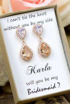 Blush pink earrings,blush peach champagne,Pink earrings,studs earrings,drop dangle earrings,silver earrings,bridesmaid gift,wedding jewelry