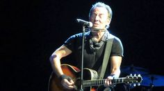 Bruce Springsteen, July 9, 2016, Werchter, Belgium, If I Should Fall Behind