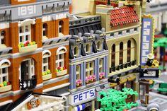 Vitrina magayin LEGO
