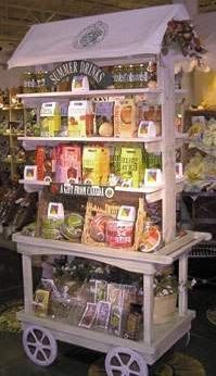 Gourmet Village Assorted Products www.lambertpaint.com