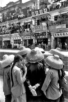History Of Hong Kong, Mystery Of History, Old Pictures, Old Photos, Fan Ho, Dragon City, Old Photography, Frozen In Time, Chinese Culture