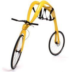 Fliz bike combines walking, cycling, and nostalgia