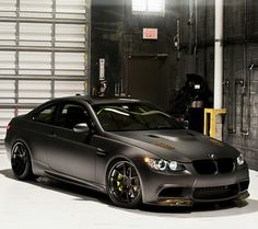 Cool modified BMW
