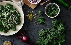 Vegetariska recept från Sally Voltaire
