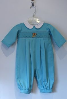 Creations By Michie` Blog: smocking #138