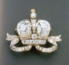 Russian Imperial Lady's Brooch owned by Grand Duchess Ella