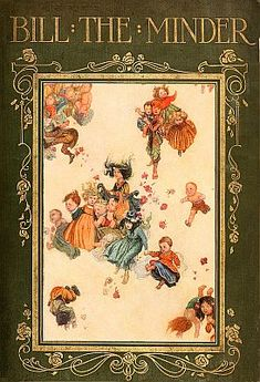 W  Heath Robinson Illustrations: Bill the Minder