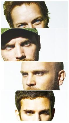 Chris Martin, Jonny Buckland, Will Champion, & Guy Berryman AKA COLDPLAY