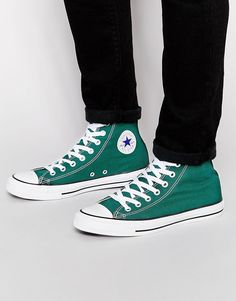 765b98321c81 Trainers by Converse Canvas upper Classic high-top design Lace-up fastening  Toe cap Vent eyelets to the inner foot Signature branding to side Chunky