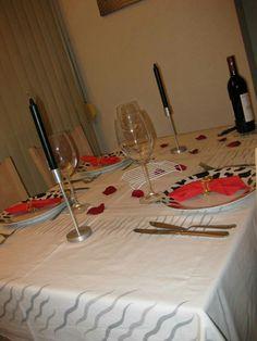 Una mesa de 3