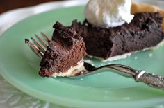 Chocolate Overload Pie