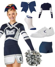 Get your team geared up for the season with packages from Team Cheer! #cheer #cheerleading #uniform