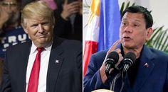 ABD Başkanı Donald Trump'ın, Filipinler Devlet Başkanı Rodrigo Duterte ile yaptığı telefon görüşmesinde iki ülke arasındaki ittifakı pekiştirmek üzere Duterte'yi Beyaz Saray'a davet ettiği bildirildi.   #Balkan #Balkanhaberler #balkanlar #balkanlardan haberler #BalkanRehberim #Dünyadan Haberler #Haberler #Türkiyeden Haberler