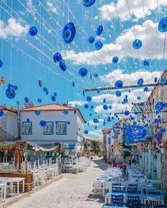 Alacatı with Ceyhun, sonyalpha, tbt and places Turkey Destinations, Travel Destinations, Turkey Photos, Istanbul Travel, Beautiful Places To Travel, Turkey Travel, Travel Aesthetic, Travel Around, Travel Inspiration