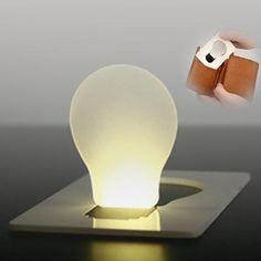 Printed Wallet Bulb