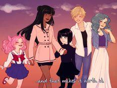 Ask Sailor Pluto Sailor Moon Girls, Sailor Moon Manga, Sailor Neptune, Sailor Uranus, Sailor Moon Art, Sailor Moon Crystal, Butler Anime, Moon Dust, Sailor Scouts