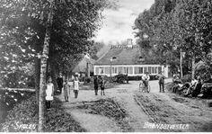 Brøndbyvester Rytterskole ca. 1911