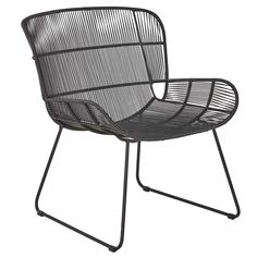 Ideal for lounging in the sun or reading a good book in your alfresco area, the Granada Butterfly Occasional Chair boasts harmonious balance between a cosy design and summery construction. Featuring visible galvanised metal frames and a spacious woven sea Garden Lounge Chairs, Garden Dining Set, Garden Sofa, Garden Furniture, Outdoor Chairs, Outdoor Furniture, Outdoor Decor, Modern Furniture, Furniture Ideas