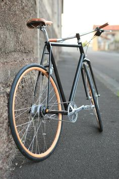 Victoire for Berluti bicycle with 8 speed internal hub | Cycles Victoire