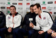 Team GB takes the Davis Cup quiz