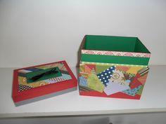 Bella Linke - Encadernação Artesanal e Cartonagem: Cartonagem