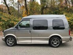 2005-Chevrolet-Astro-EXPLORER-LIMITED-CONVERSION-VAN Van Chevrolet, Chevrolet Astro, Chevy, Conversion Van, Vans, Cargo Van, Camper Van, Cool Suits, Colorful Interiors