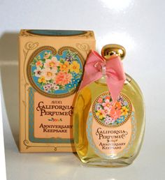 California Perfume Co. : Anniversary Keepsake | Sumally (サマリー)