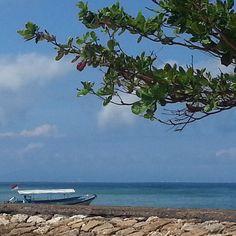 Kayumanis Nusa Dua beach facility, regram @lalarste