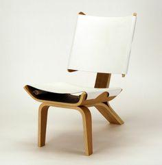 Kurven Chair Design by Cody Stonerock  #furniture #interior #home #decor #design