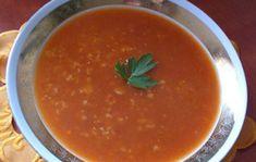 Rajská polévka podle Roseangel. Dobrou chuť!