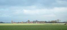 Wierde (mound), Englum (near Saaksum), Ommelanden, Groningen (NL)