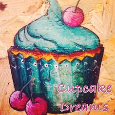 Cupcake Art Apple Art, Cupcake Art, Toffee, Sticky Toffee, Candy