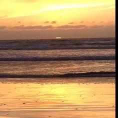 Sunset, Pismo Beach